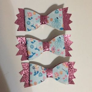 Other - Handmade Hair Bows
